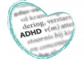 ADHD hart-groen